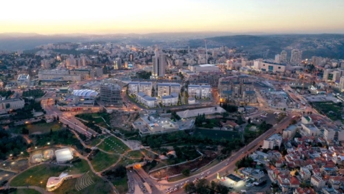 מגורי האומה ירושלים