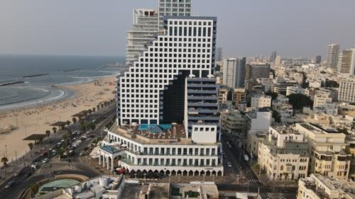 מגדל האופרה תל אביב