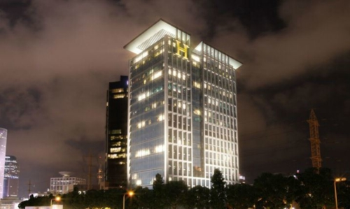 "H-Tower - מגדל רסיטל ת""א"